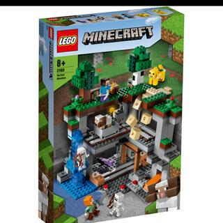 Lego - レゴ (LEGO) マインクラフト 最初の冒険 21169