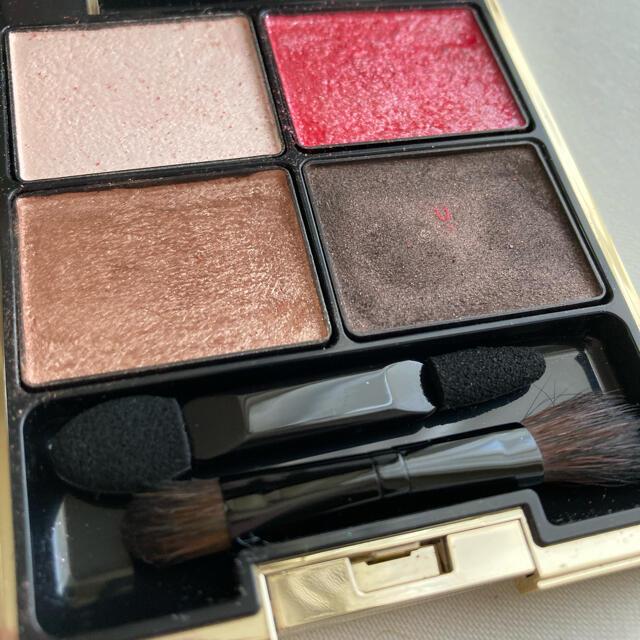 SUQQU(スック)の SUQQU デザイニング カラー アイズ 114 花明 限定品 コスメ/美容のベースメイク/化粧品(アイシャドウ)の商品写真