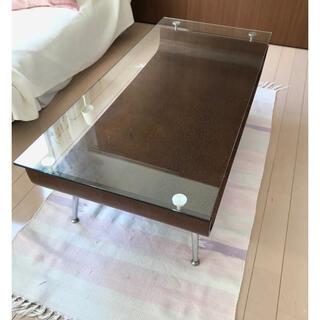 ニトリ(ニトリ)の直接取引★テーブル ガラス ★リビング(ローテーブル)