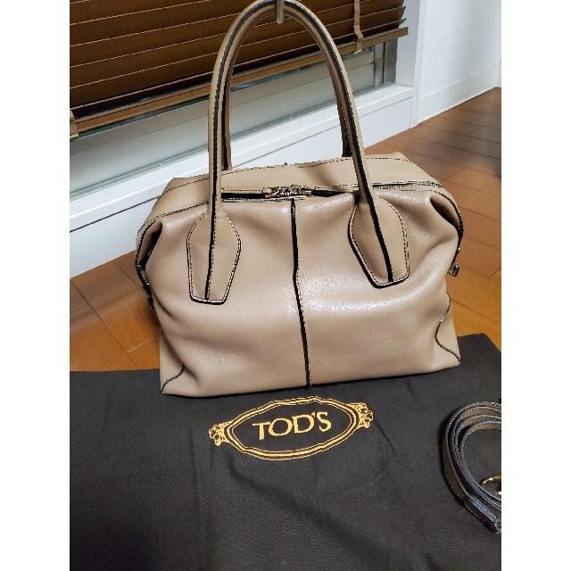 TOD'S(トッズ)のTOD'S 【美品】 Dバッグ 2WAY レディースのバッグ(ハンドバッグ)の商品写真