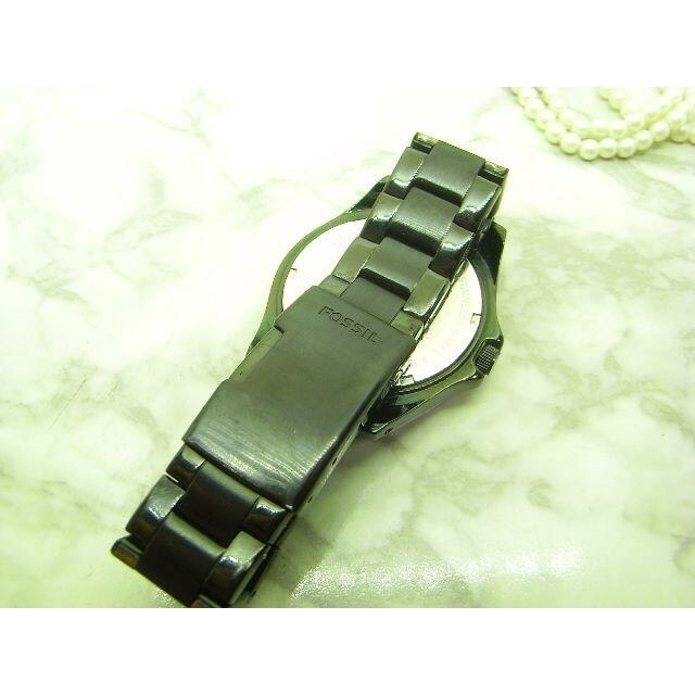 FOSSIL(フォッシル)のフォッシル FOSSIL 10 ATM ブラック ボーイズ ウォッチ メンズの時計(腕時計(アナログ))の商品写真