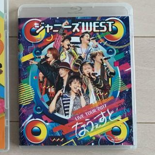 ジャニーズWEST - ジャニーズWEST DVD Blu-ray