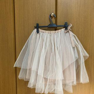 ハニーミーハニー(Honey mi Honey)のハニーミーハニー チュール スカート ♬︎♡ 春物(ひざ丈スカート)