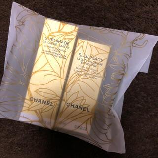 CHANEL - CHANEL サンプル 美容液 乳液 Dior エモリエントクリーム