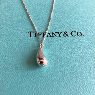 Tiffany & Co. - ティファニー ティアドロップ ネックレス