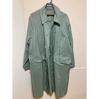 COMOLI - AURALEE 19ss light finx polyester coat
