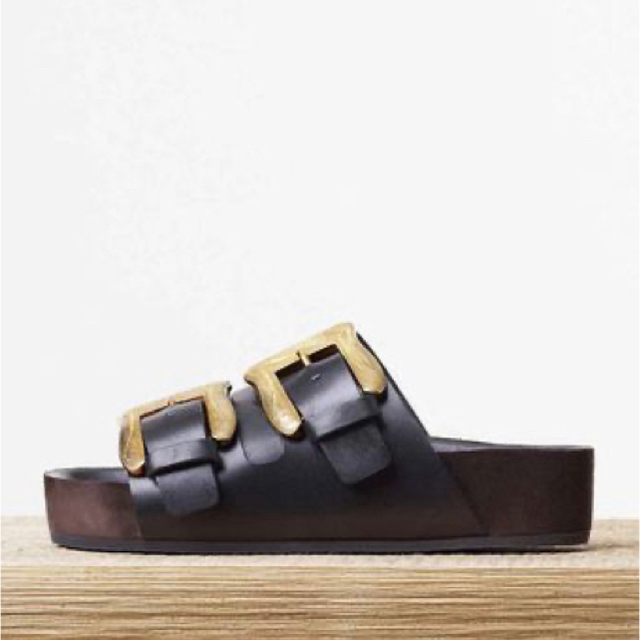 celine(セリーヌ)の【専用】15SS Celine カウボーイバックルサンダル セリーヌ フィービー レディースの靴/シューズ(サンダル)の商品写真