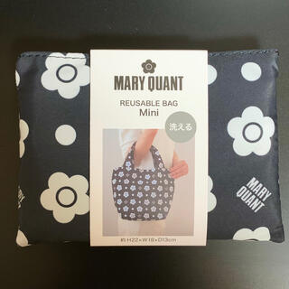 MARY QUANT - マリークワント MARY QUANT  ミニエコバッグ