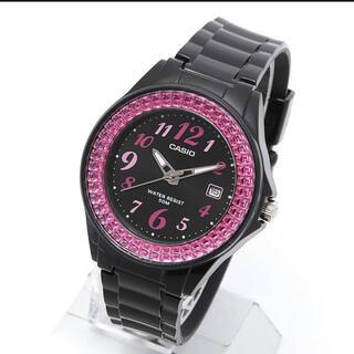 カシオ(CASIO)のCASIO 腕時計 LX-500H  ピンク(腕時計(アナログ))