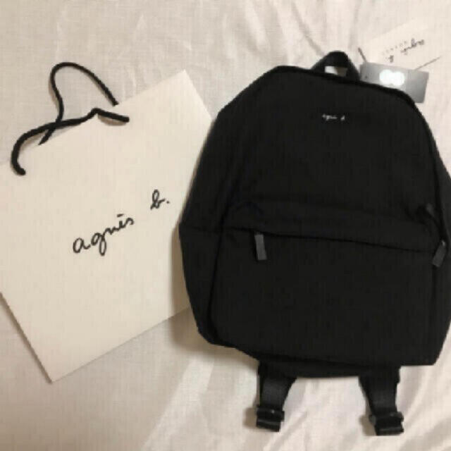 agnes b.(アニエスベー)のアニエスベー リュック 新品 レディースのバッグ(リュック/バックパック)の商品写真