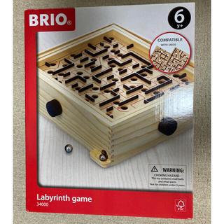ブリオ(BRIO)のBRIO Labyrinth Game ラビリンスゲーム 34000(知育玩具)