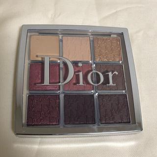 Dior - dior ディオールバックステージ アイパレット 004 ローズウッド