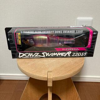 JACKALL - ダウズスイマー 220SF ピンクバックスイマー