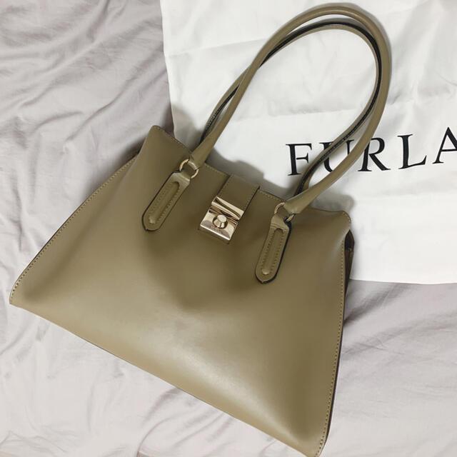 Furla(フルラ)の【美品】FURLA ミラノ Mトートバッグ レディースのバッグ(トートバッグ)の商品写真