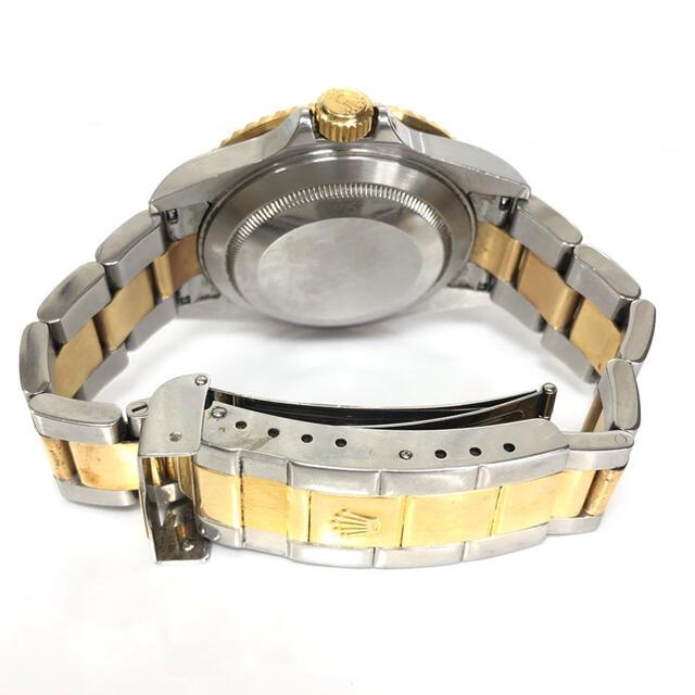 ROLEX(ロレックス)の【期間限定】ROLEX ロレックス 16613 サブマリーナ 青サブ 時計 メンズの時計(腕時計(アナログ))の商品写真