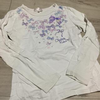 motherways - 女の子 ロングティーシャツ マザウェイズ 白 150センチ
