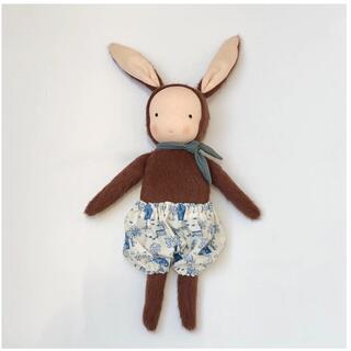 Caramel baby&child  - little kin studio bunny doll