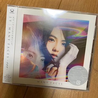 JY MANY FACES(ポップス/ロック(邦楽))
