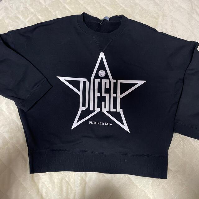 DIESEL(ディーゼル)のディーゼル スウェット レディースのトップス(トレーナー/スウェット)の商品写真