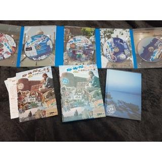 キスマイフットツー(Kis-My-Ft2)の北山宏光 ひとりぼっちインド横断バックパックの旅 Blu-ray (趣味/実用)