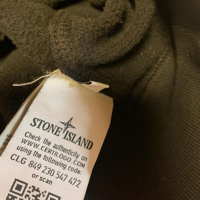 STONE ISLAND(ストーンアイランド)のご専用のお品物です☆ メンズのトップス(パーカー)の商品写真