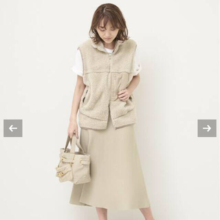 DEUXIEME CLASSE - 新品タグ付き Deuxieme Classe beauty スカート◆ 38