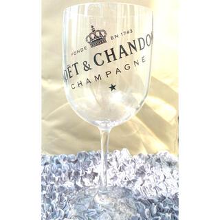 モエエシャンドン(MOËT & CHANDON)の【非売品 レア物】MOËT & CANDON ワイングラス 6脚セット(グラス/カップ)