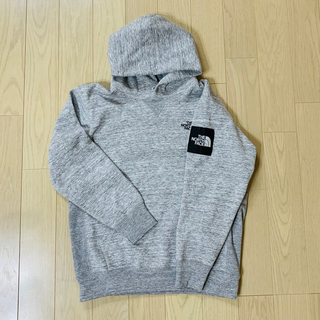 THE NORTH FACE - THE NORTH FACE スクエアロゴフーディー
