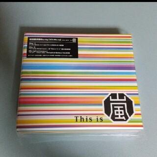 アラシ(嵐)のThis is 嵐(初回限定盤/Blu-ray Disc付)(アイドル)