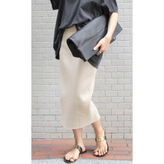 DEUXIEME CLASSE - 新品未使用 Deuxieme Classe cut and sewn スカート