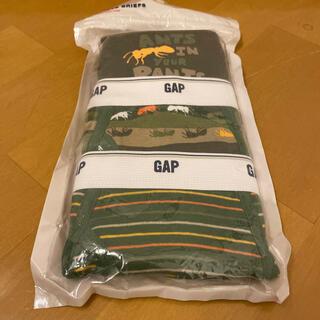 GAP Kids - GAP ブリーフ 子供用 新品未使用3枚入り