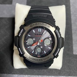 カシオ(CASIO)のG-SHOCK AWG-M100-1AJF(腕時計(デジタル))