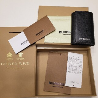 BURBERRY - BURBERRY  バーバリー キーケース
