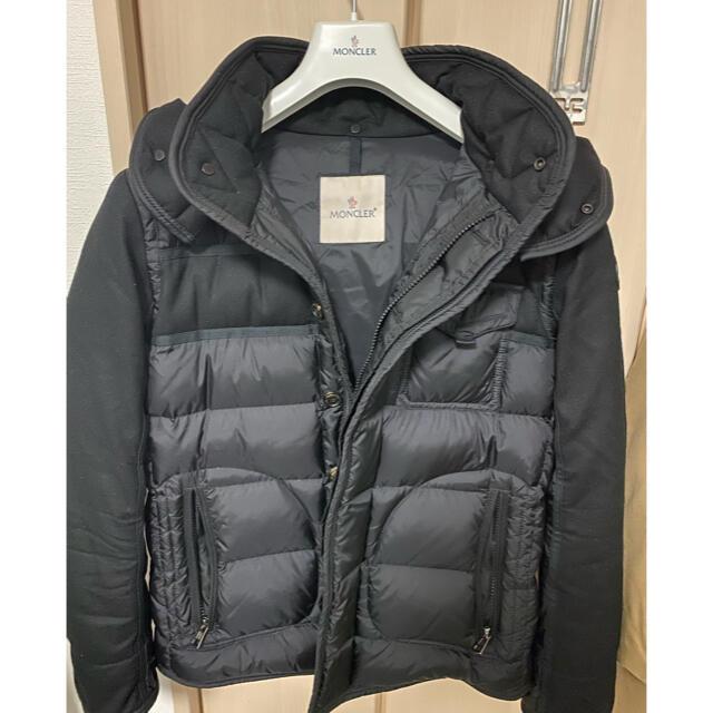 MONCLER(モンクレール)のモンクレール ライアン RYAN サイズ1 専用 メンズのジャケット/アウター(ダウンジャケット)の商品写真