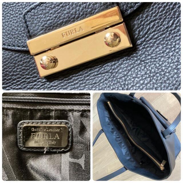 Furla(フルラ)のFURLA JULIA TOTE 本革トートバッグ レディースのバッグ(トートバッグ)の商品写真