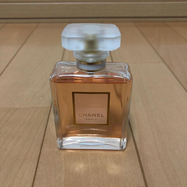 CHANEL(シャネル)のCHANEL ココマドモアゼル オードパルファム 50ミリ コスメ/美容の香水(香水(女性用))の商品写真