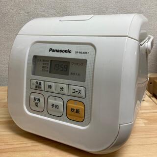 Panasonic - 炊飯器 パナソニック SR-MLK051
