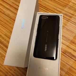 OPPO Reno A 64GB SIMフリー ブラック