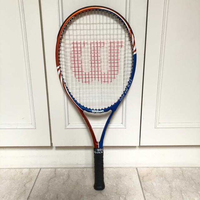 wilson(ウィルソン)の【WILSON】ウィルソン テニスラケット キッズ ツアーBLX 25 スポーツ/アウトドアのテニス(ラケット)の商品写真
