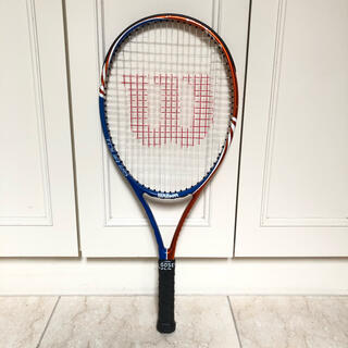 ウィルソン(wilson)の【WILSON】ウィルソン テニスラケット キッズ ツアーBLX 25(ラケット)