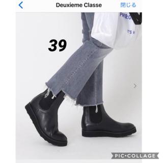 DEUXIEME CLASSE - Deuxieme Classe CAMINANDOカミナンドBOOTS39