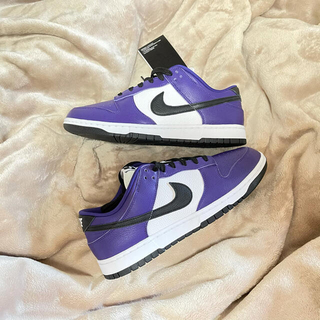 NIKE - dunk low by you purple