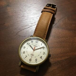 タイメックス(TIMEX)のTIMEX INDIGLO WR30M(腕時計(アナログ))
