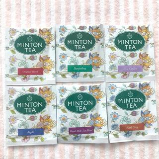 ミントン(MINTON)のミントンティー ミントン 紅茶 6パック(茶)