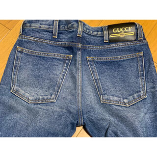 Gucci - ●GUCCIグッチデニムメンズ28新品