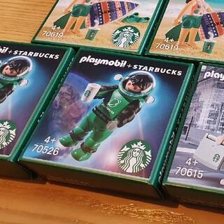 スターバックスコーヒー(Starbucks Coffee)の韓国スタバ × プレイモービル 宇宙飛行士LEO(その他)