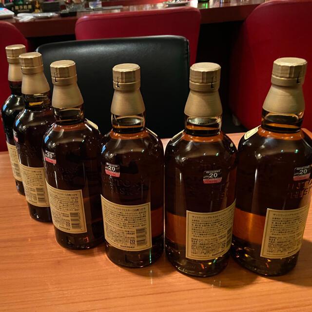 サントリー(サントリー)の山崎12年×6本セット 食品/飲料/酒の酒(ウイスキー)の商品写真