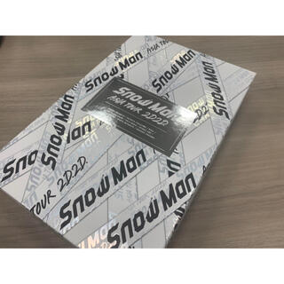 Johnny's - Snow Man ASIA TOUR 2D.2D. DVD 4枚組 <初回盤>