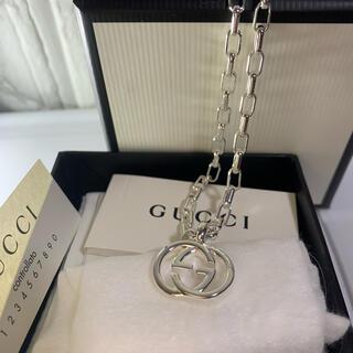 Gucci - GUCCI  ネックレス  シルバー 男女 人気モデル