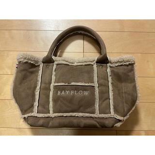 BAYFLOW - 【美品】BAYFLOW トートバッグ